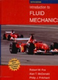 Fluid Mechanics Book by Robert Fox.