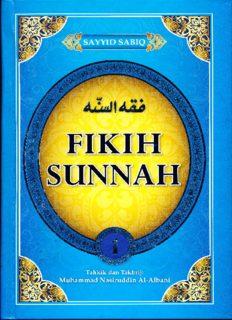 Fikih Sunnah 1