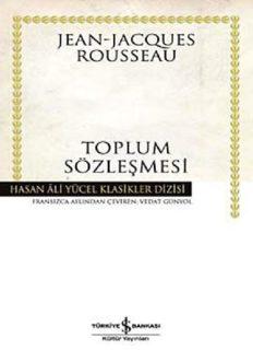 Toplum Sözleşmesi - Jean Jacques Rousseau