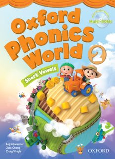 Oxford Phonics World 2 Student Book