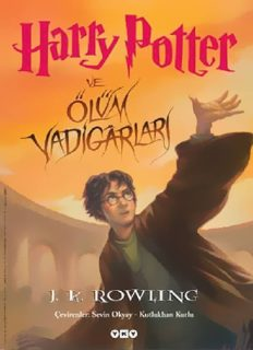 Harry Potter 7 - Ölüm Yadigarları - J.K. Rowling