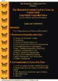 Illuminati Mind Controled Slaves - Boinnk