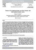 Cormier, V.F. (2007) Texture of the Uppermost Inner Core from Forward and Back Scattered ...