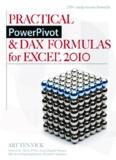 Practical PowerPivot & DAX Formulas for Excel