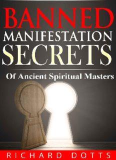 Banned Manifestation Secrets