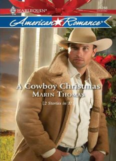 A Cowboy Christmas (A Christmas Baby Marry Me, Cowboy)
