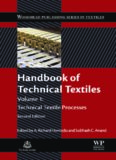 Handbook of Technical Textiles, Volume 1, Second Edition: Technical Textile Processes