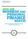 Master Math: Business and Personal Finance Math (Master Math Series)