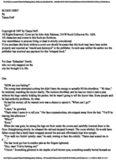 Tanya Huff - Victoria Nelson - 05 - Blood Debt