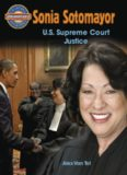 Sonia Sotomayor. U.S. Supreme Court Justice
