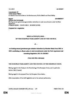 12.4.2018 A8-0208/67 Amendment 67 Adina-Ioana Vălean on behalf of the Committee on the ...