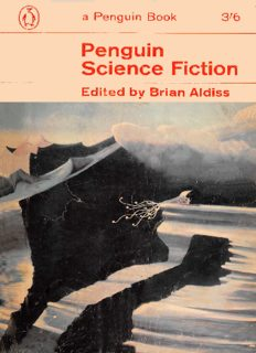 Aldiss, Brian (editor) - Penguin Science Fiction, Short stories Tailored OCR