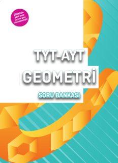 Endemik TYT - AYT Geometri Soru Bankası 2018-19