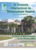 Untitled - XIII Simposio Internacional de Biotecnología vegetal - Instituto de Biotecnología de las