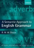 A Semantic Approach to English Grammar (Oxford Textbooks in Linguistics), Second Edition