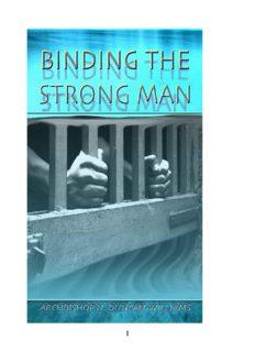 Binding the Strong Man - Nicholas Duncan-Williams