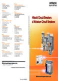 Circuit Breakers & Miniture Circuit Breakers