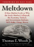 Meltdown: A Free-Market Look at Why the Stock Market Collapsed, the Economy Tanked, and Government Bailouts Will Make Things Worse