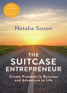 The Suitcase Entrepreneur kindle