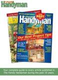 The Family Handyman. The Family Handyman-10 Year Index
