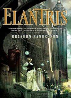 Elanrtis - Brandon Sanderson