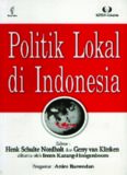 Politik lokal di Indonesia
