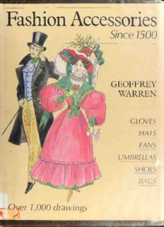 Fashion Accessories Since 1500