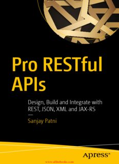 Design, Build and Integrate with REST, JSON, XML and JAX-RS