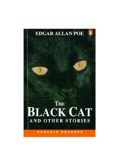 The Black Cat and Other Stories (Penguin Readers, Level 3)