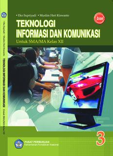 Teknologi Informasi dan Komunikasi 3 - Buku Sekolah Elektronik