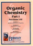 The Berkeley Review MCAT Organic Chemistry Part 1