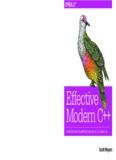 Effective Modern C++