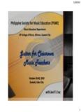 guitar lessons – joel f cruz (handouts)