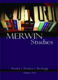 PDF Version of Volume 1 - Merwin Studies
