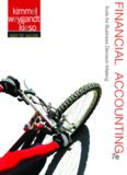 Financial Accounting: Tools for Business Decision Making, 7th Edition