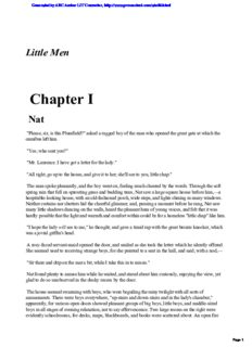 Alcott, Louisa May - March Family 02 - Little Men