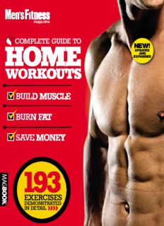 Men's Fitness: Complete Guide to Home Workouts