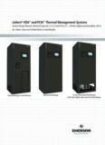 Liebert® PDX™ and Liebert PCW™ Thermal Management Systems