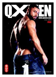 QX Men Magazine Issue 12 26th June 2007