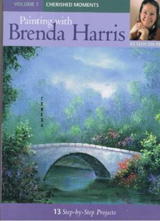 Painting with Brenda Harris: Cherished Moments