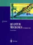 Greiner W. Quantum mechanics. An introduction