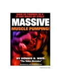 2003 Dennis B. Weis - Lee Hayward's Total Fitness Bodybuilding