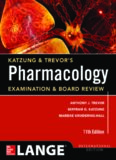 Katzung & Trevor's Pharmacology: Examination and Board Review