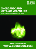 Inorganic and Applied Chemistry