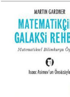 Matematikçinin Galaksi Rehberi - Martin Gardner