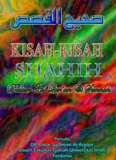 kisah-kisah shahih dalam al-qur'an dan as-sunnah