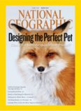 National Geographic Magazine March 2011 - Designing the Perfect Pet 219 3