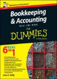 Bookkeeping and Accounting All-in-One For Dummies [UK edition]