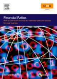 Financial Ratios: How to use financial ratios to maximise value and success for your business'.