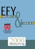 Electronics For You – Projects and Ideas 2000 - Frank's Hospital